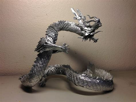 Ryujin Origami - 18 eastern style origami dragons origami me