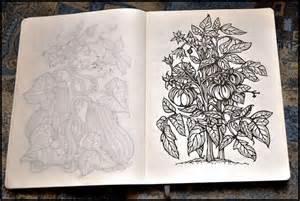 awesome sketchbook drawings