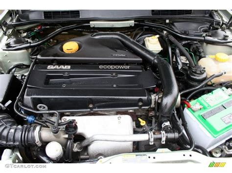 2000 saab 9 3 se convertible engine photos gtcarlot