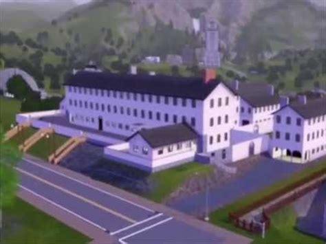 Floor Plans For Sims 3 sims 3 hotel platterhof youtube