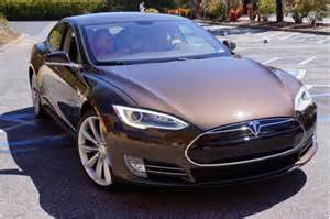 Tesla Non Electric Car Tesla Model S Certified Used Electric Cars Now On Sale