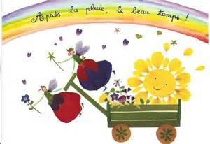 carte postale quot merci quot de isabelle chauvet
