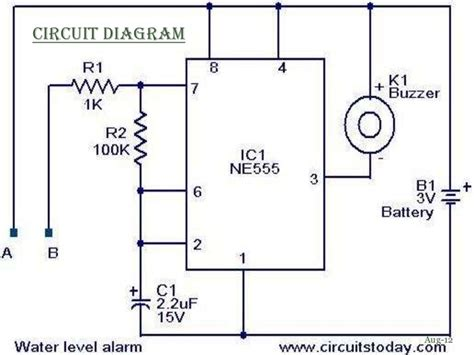 100 water level controller wiring diagram level