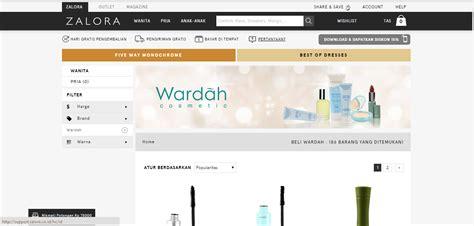 Wardah Zalora one brand makeup look wardah ell s diary