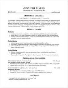 Effective resume templates sample resume format