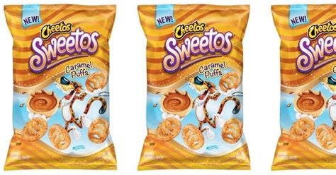 Cheetos Kiloan By 783 Store cheetos sweetos return with new caramel flavor brand