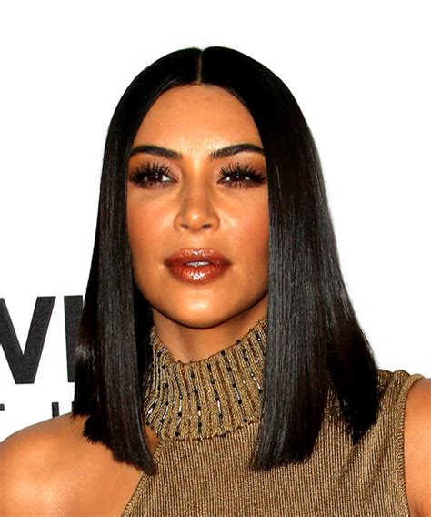 what face shape does kim kardashian have hairstyles and haircuts in 2017 thehairstyler com