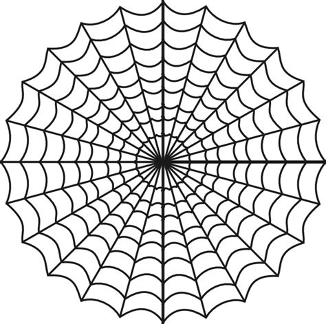 free web clipart spiders web clip free vector in open office drawing