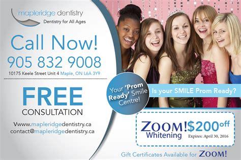 zoom teeth whitening  mapleridge dentist vaughan