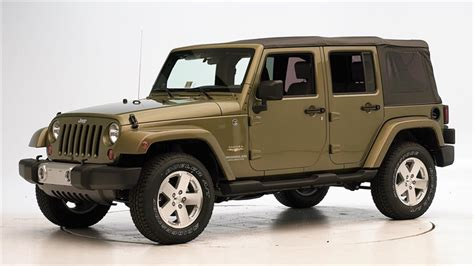 What Year Did 4 Door Jeep Wrangler Come Out 2009 Jeep Wrangler