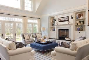 Living Room Blue And Beige Beyond White Bliss Of Soft And Beige Living Rooms