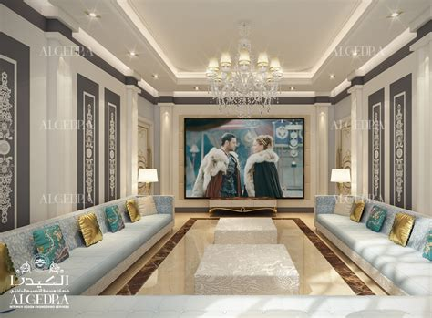 International Interior Design Companies In Dubai by Outstanding Majlis Interior Designs At Algedra Abu Dhabi