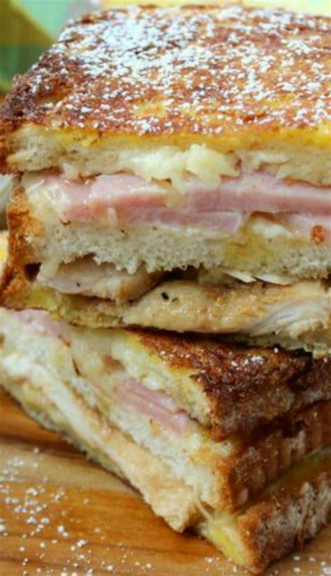 best monte cristo sandwich m 225 s de 1000 ideas sobre bocadillo montecristo en