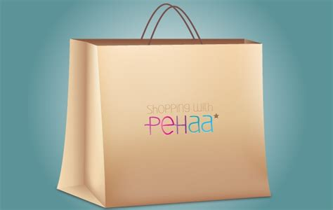 How To Make A Paper Shopping Bag - paper shopping bag template vector free
