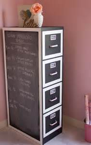 Chalk Paint On Metal Filing Cabinet 10 Awesome Diy File Cabinet Makeovers To Try Shelterness