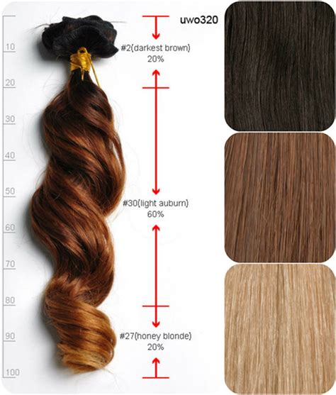 brown hair color chart coloring hair and hair highlighting will be more typical trends the black brown and ombre extensions for wavy hair styles archives vpfashion vpfashion