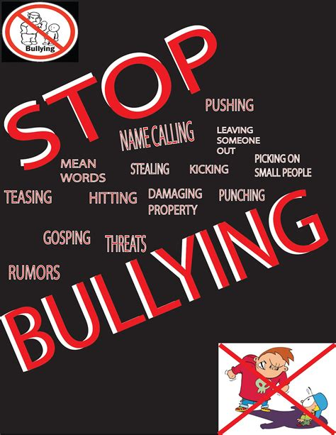 Griselda Anti Bullying Flyer Anti Bullying Flyer Template