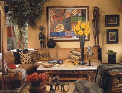 african living room furniture interior design and more african inspired interiors