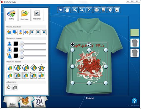 design t shirt program free download graffixpro studio t shirt design software for