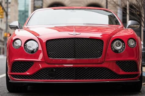 bentley black and red luxury report what it s like to drive a 250 000 bentley