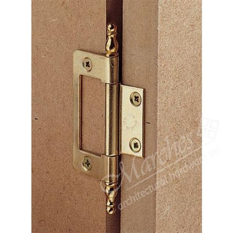 Inset Door Hinges by Flush Hinge 50 Mm For Inset Doors Cranked Hinges