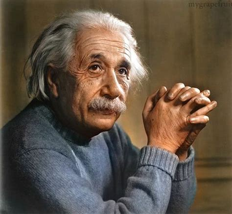 Manq Iconic B 002 Bw albert einstein from recolored photos from the past by
