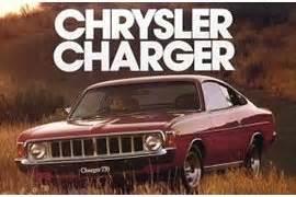 Chrysler Parts Australia Top 5 Aussie Collectables Valiant Charger