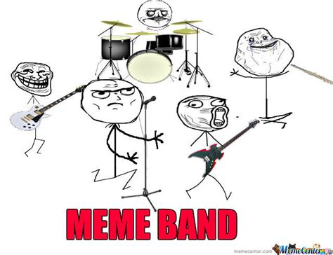 Rock Band Memes - pics for gt band meme