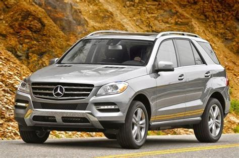 2012 mercedes ml350 price mercedes prices all new 2012 m class suv autotrader