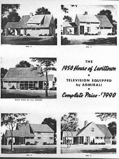 1950 Ranch Models :: Levittown Public Library-Photographs