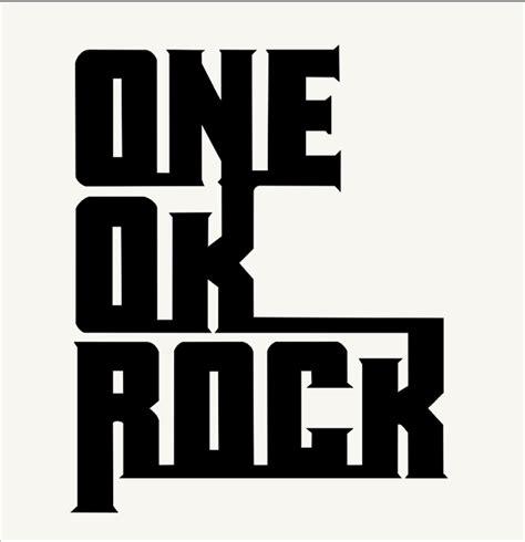 koleksi logo one ok rock kilas dunia