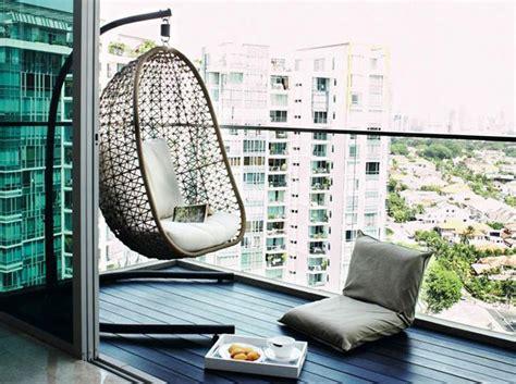 arredare balconi piccoli arredamento per balconi semplici idee per piccoli spazi