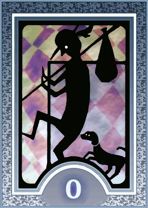 persona 4 card penalty persona tarot card hd the fool by the stein on deviantart