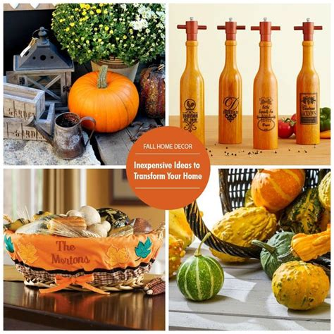 fall home decor diy fall decor ideas crafts and diy projects pinterest