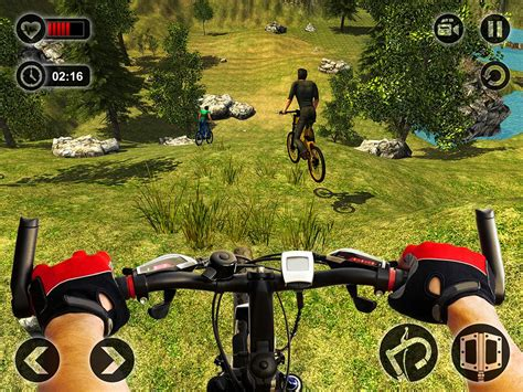 Topi Trucker Riders On The Reove Store uphill offroad bicycle rider android apps on play