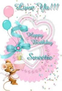 love ya happy birthday sweetie pictures photos and