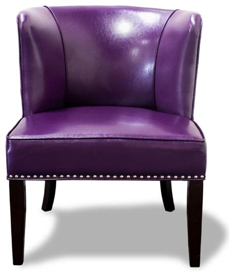 faux leather living room accent chairs set