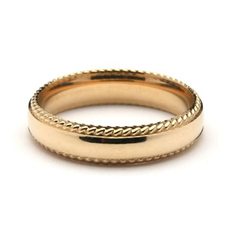 Wedding Bands by Significance Of A Gold Wedding Band Wedding And Bridal