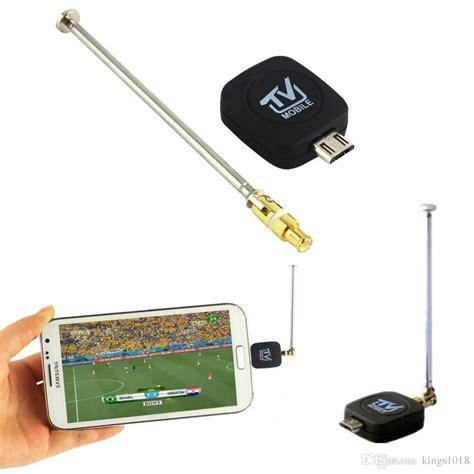 Harga Tv Tuner Mobil by Digital Micro Usb Mobile Tv Tuner Stick Hdtv Sdtv