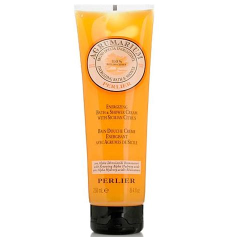 Perlier Honey Bath And Shower Cream perlier agrumarium bath amp shower cream 6632432 hsn