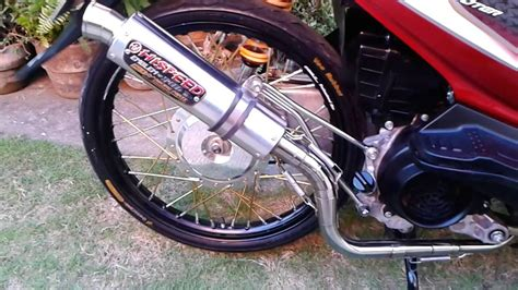 Blok Dxr Honda Beat 55mm hispeed pipe on honda beat doovi