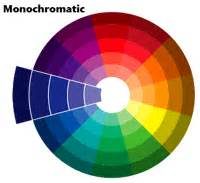 monochromatic colors definition color theory basics lauri the artist