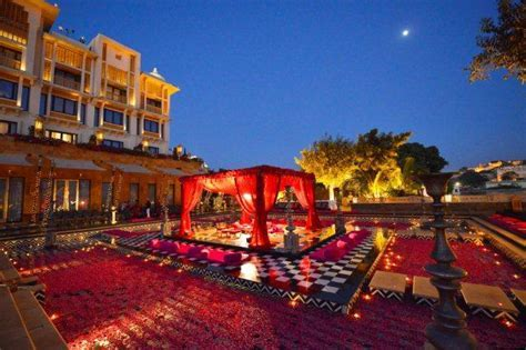Wedding of Gauri & Nitin at The Leela, Udaipur