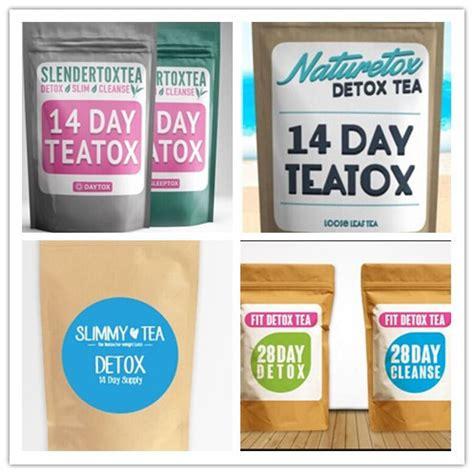 28 Detox Tea Fit Recipe by Slim Tox Tea 28 Day Tea Detox Custom Service Buy