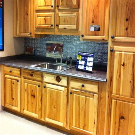 lowes hickory kitchen cabinets pinterest the world s catalog of ideas