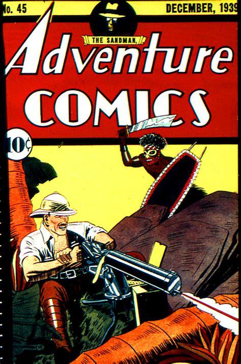 Reon Comics Vol 5 adventure comics vol 1 45 dc database fandom powered by wikia