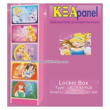 Keranjang Serbaguna 211 Shinpo locker box princess lb 5 40 pcs kea panel
