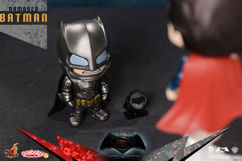 Toys Cosbaby Bvs Superman Boxset toys reveals batman v superman cosbaby collectible set the toyark news