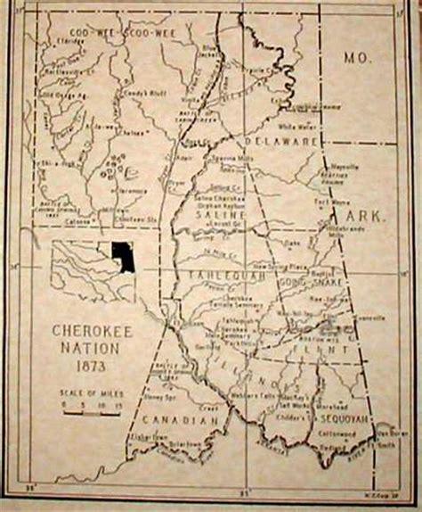 Battle Of Cabin Creek by Map 1