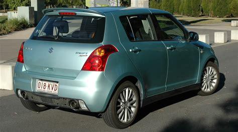 Suzuki Sport Review Suzuki Sport Review Road Test Photos 1 Of 19